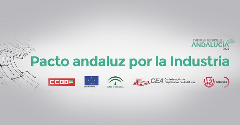 FEICASE en el Pacto Andaluz por la Industria