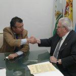 FEICASE y el Ayuntamiento de La Rinconada, firman un acuerdo de colaboración